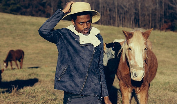 Raury – God's Whisper