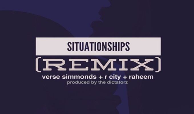 R. City Joins Fellow Virgin Islands Artist Verse Simmonds For Dancehall Remix of 'Situationships'