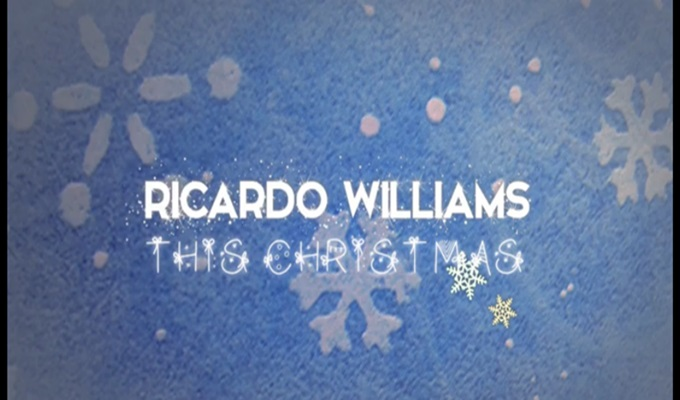"UK Singer Ricardo Williams ""Traps Out"" Donny Hathaway's Classic Holiday Tune 'This Christmas'"