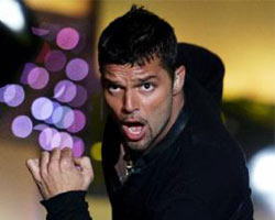 Ricky Martin Becomes A Father of Twin Boys