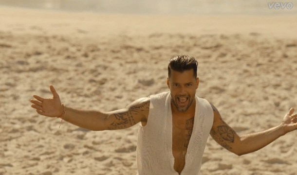 Ricky Martin To Perform and Guest Judge on 'Dancing With The Stars'