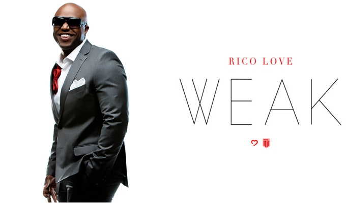"Rico Love Wants to Help Men Be ""Weak"" For Their Women"