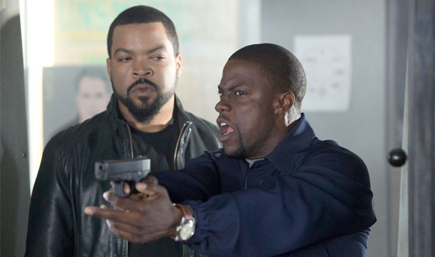"FIRST LOOK: ""Ride Along"" Starring Ice Cube and Kevin Hart"