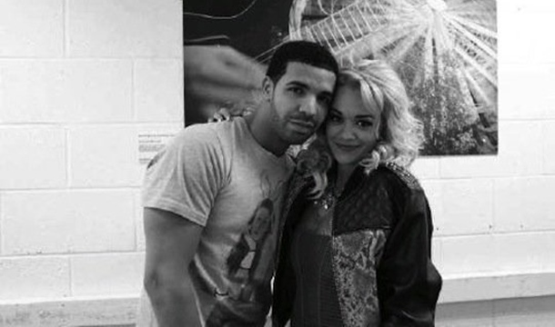 "Rita Ora: ""Drake & I Are Really Good Friends"""