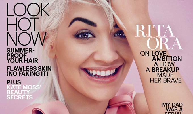 "Rita Ora Covers Marie Claire; Says ""I'm Afraid of Being Alone"" When It Comes to Dating"
