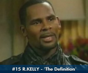 SOUL RECKLESS 08: R. Kelly 'The Definition'