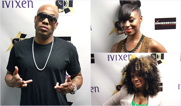 Mario Winans, Lolah Brown, Lydia Caesar, More at R&B Spotlight