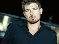 Robin Thicke Takes 'Evolution' on The Road For Fall Tour