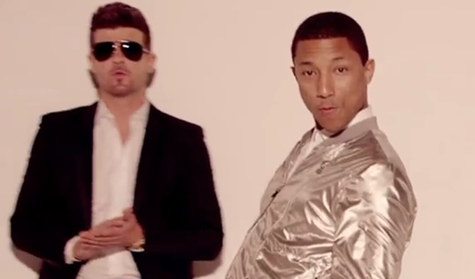 Pharrell Williams and Robin Thicke's Lawyers Seek To Appeal 'Blurred Lines' Verdict