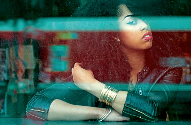 Rochelle Jordan: Caught Out There
