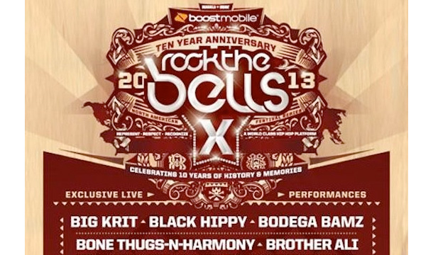 Rock The Bells 2013 Lineup to Include Eazy E, ODB Holograms Among Others