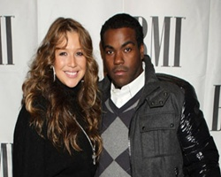 Producer Rodney Jerkins, Enriquez Welcome Baby Girl