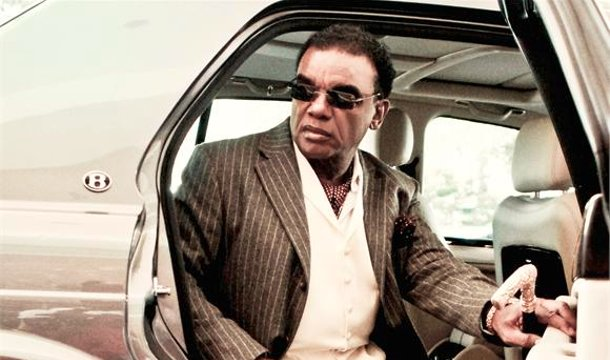 Ron Isley – Dinner And a Movie