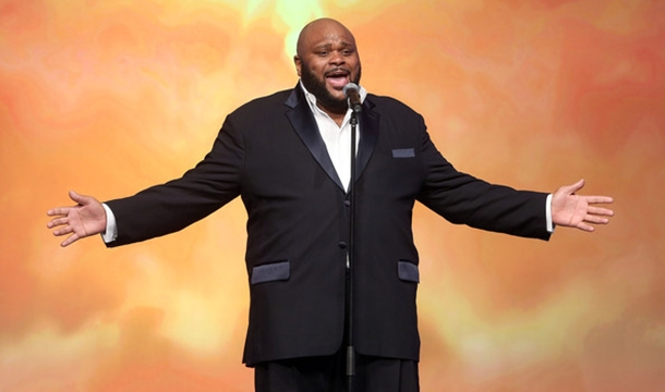 Ruben Studdard Hits Studio, Tackles Weight Struggle With 'The Biggest Loser'