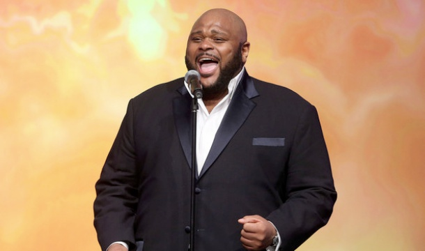 Ruben Studdard – Meant To Be