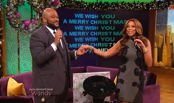 Ruben Studdard Talks 'The Biggest Loser,' Bacon and New Album With Wendy Williams
