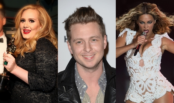 Image result for Ryan Tedder  Beyonce