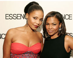 Hollywood: Nia Long and Sanaa Lathan Get Animated For FOX