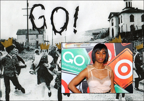 Santigold Decodes Meaning of New Song 'GO'