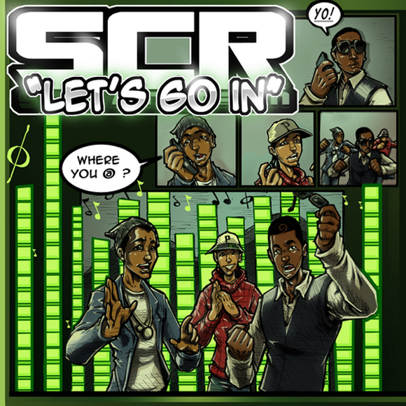 SCR – Let's Go In EP
