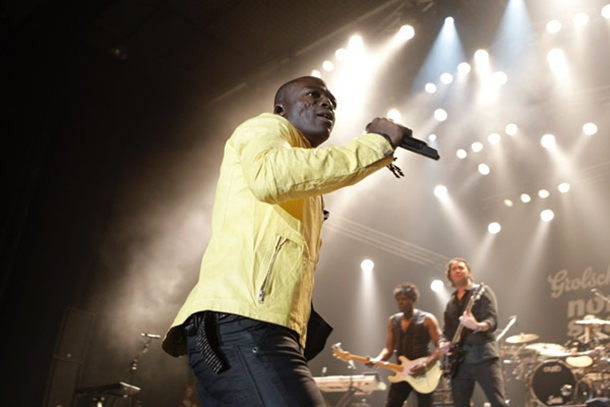 Seal to Kick Off 2012 with New Album 'Soul 2'