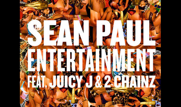 Sean Paul – Entertainment (Remix) Ft. Nicki Minaj, Juicy J, & 2 Chainz