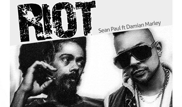 Sean Paul – Riot Ft. Damian Marley