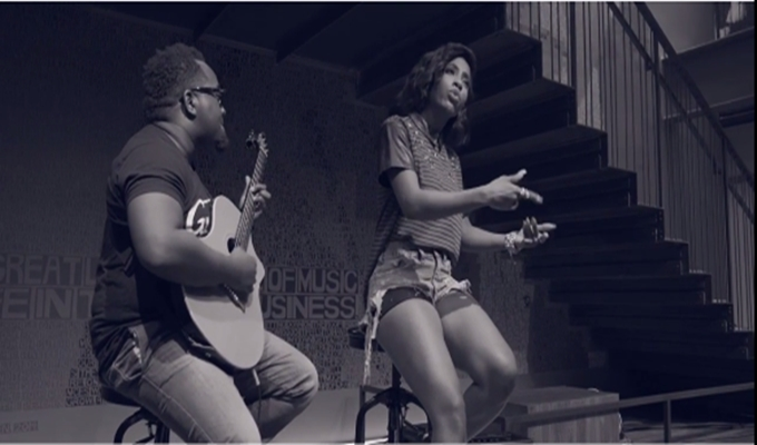 Sevyn Streeter Performs Acoustic Version 'Love In Competition'