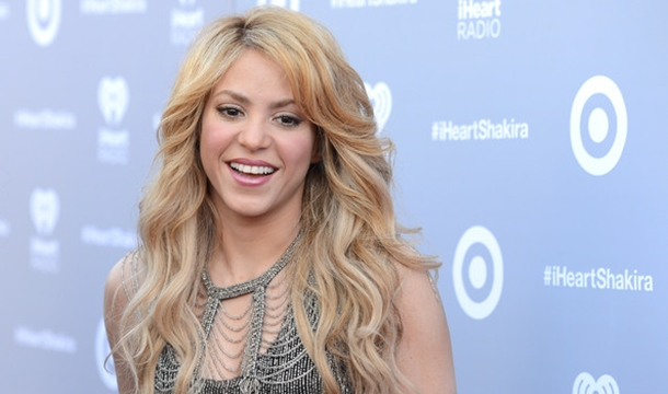 Shakira To Perform at Academy of Country Music Awards