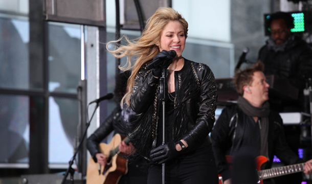 Shakira, Erica Campbell Albums Debut Within Top 10