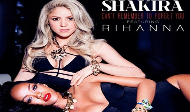 Shakira and Rihanna's Single, 'Can't Remember,' Debuts Strong on Latin and Pop Charts