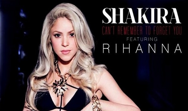Shakira and Rihanna's 'Can't Remember' Breaks Record with Hot 100 Debut