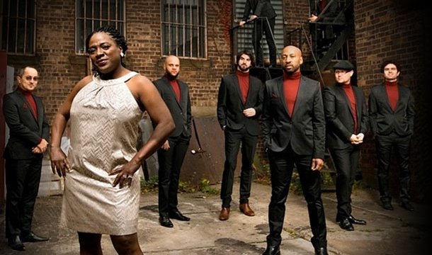 Sharon Jones of the Dap-Kings Fights Stage 1 Cancer