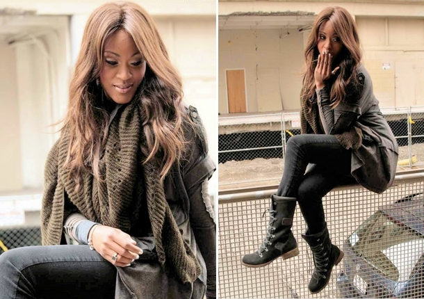 Shontelle Preps New Album After Label Change