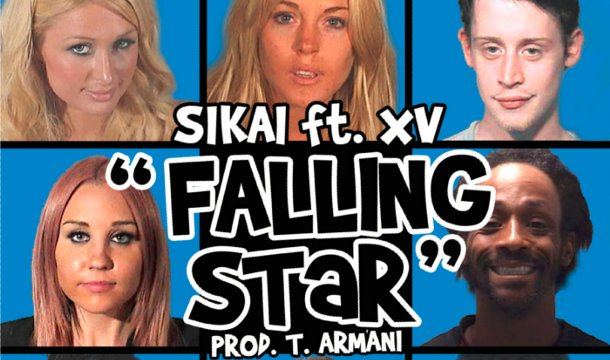 Sikai ft. XV – Falling Star