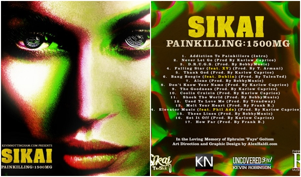 Sikai – Painkilling: 1500MG