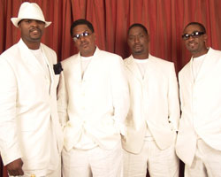 Celebrating Black Music Month: Trendsetting R&B Male Groups: Silk