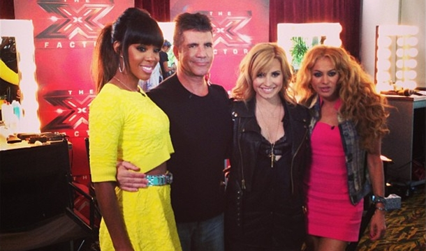 Simon Cowell Says 'X Factor USA' Panel Might Be 'Right'