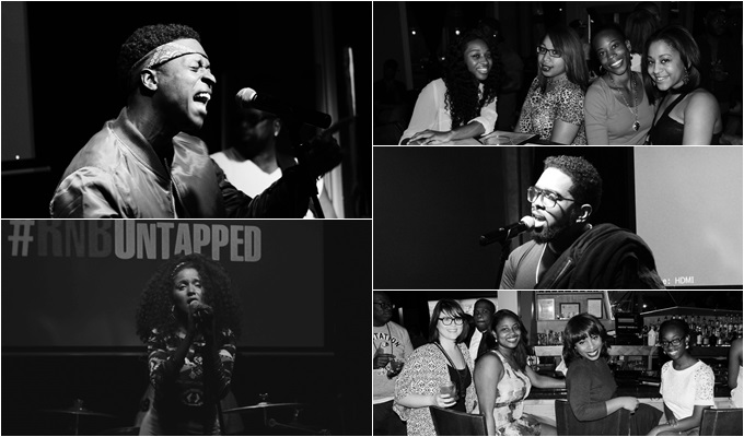 Singersroom & Fly Nation Presents: #RnbUntapped Ft. Louis Gold, Siergio, and Zewdy (March 17th Recap)