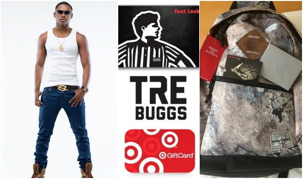 SingersRoom & Tre Buggs Back to School Contest: WIN $200 And a Custom Element Bookbag