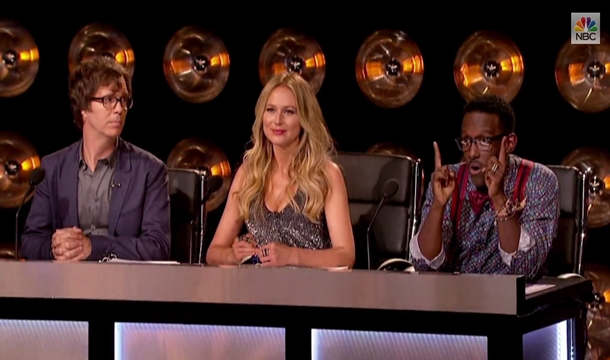 First Look: The Sing Off Returns with Boyz II Men's Shawn Stockman