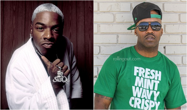 R&Beef? Sisqo and Jagged Edge's Kyle Norman Throwdown Backstage At San Fransisco Concert