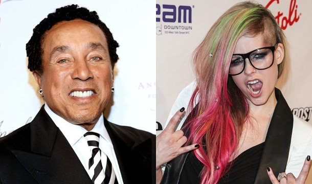 Smokey Robinson, Avril Lavigne To Play 'The Voice' Finale ?