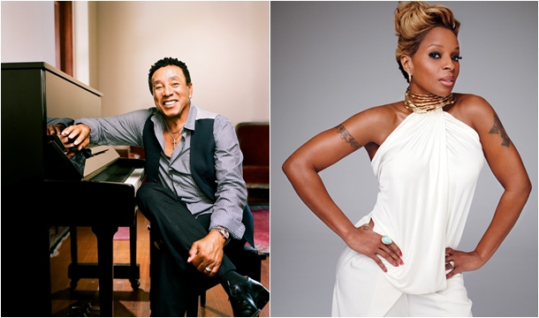 Smokey Robinson & Mary J. Blige – Being With You