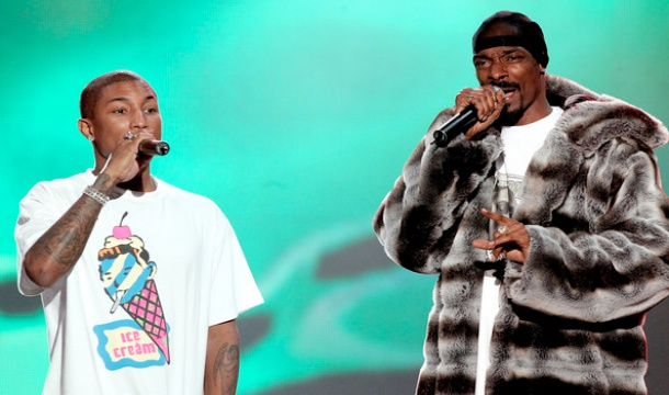 Snoop Dogg Signs to Pharrell's i am OTHER Imprint; New Album On The Way