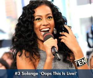 SOUL RECKLESS 08: Solange 'Oops This Is Live'
