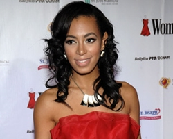 Solange Knowles Out At Geffen, Was Kelly Rowland The Sacrificial Lamb ?