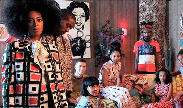 Solange Critical of Media Outlet's Staff Credentials