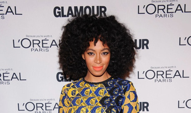 No Joke: Airport Security 'Pats Down Afro' on Solange Knowles