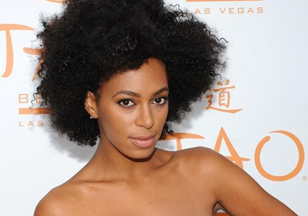 Solange Knowles Signs Modeling Deal With Next